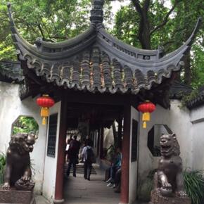 Yu Garden – o tesouro deShanghai