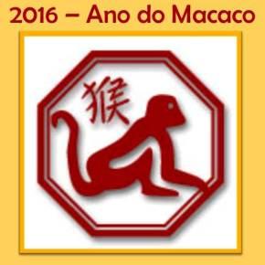 E vem aí 2016 – ano do Macaco naChina.