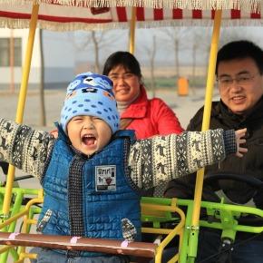 Fim da lei do filho único naChina.