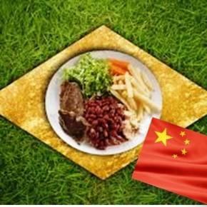 Comida brasileira na China – sim, issoexiste!