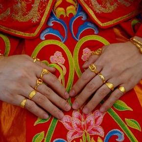 O chinês, o casamento e asamantes