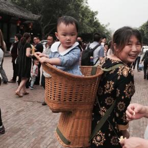 É Dia das mães na Chinatambém!