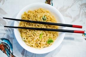 Curisiodades sobre o 'noodle' naChina