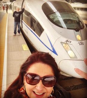Viajar na China – trem ouavião?