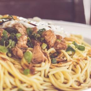 Mas… o que você come naChina?