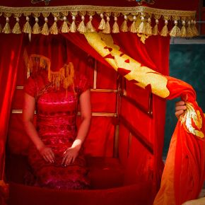 A história do casamento chinês – Parte2