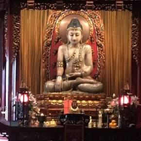Templo do Buda deJade