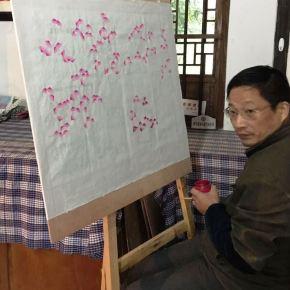 Jishan – a Vila dos pintores populareschineses