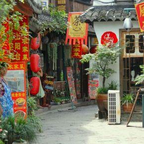 As fases da vida do estrangeiro naChina