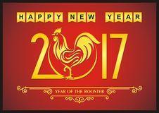 2017 – Ano do Galo no horóscopochinês