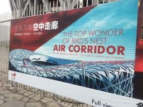 Estádio Ninho do Pássaro emBeijing