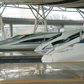Transportes públicos naChina