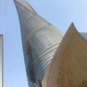 Shanghai Tower – mais um ícone deShanghai