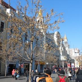 Cidades chinesas: como é viver emHarbin