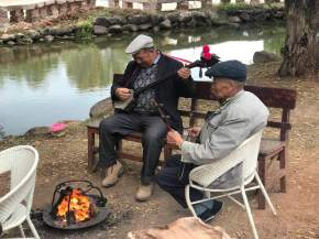 Shaxi – uma vila tipicamentechinesa