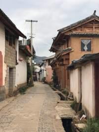 As ruas estritas