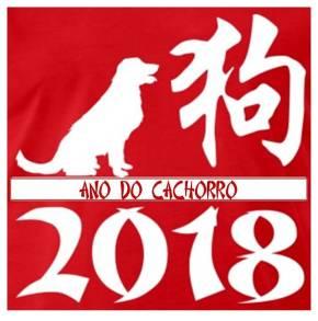 2018 – Ano do Cachorro no horóscopochinês