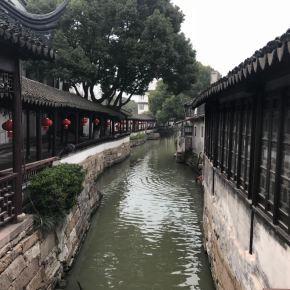 Jinxi – mais uma cidade da VenezaChinesa