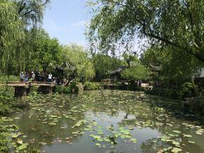 O Jardim do Administrador Humilde,Suzhou.