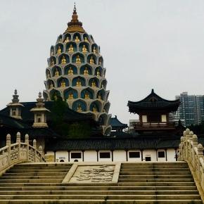 Templo Baolin emChangzhou