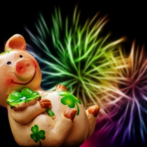 2019 – Ano do Porco naChina