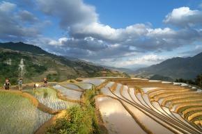 Yuanyang – Terraços de Arroz emYunnan