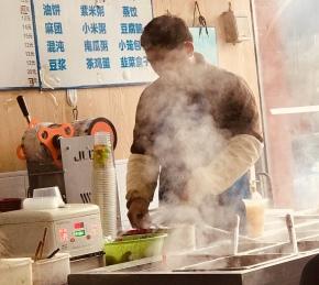 Café da manhã em Beijing – tourgastronômico