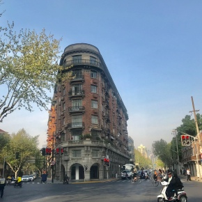 Wukang Mansion – Um ícone deShanghai