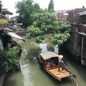 Zhujiajiao – a mais antiga cidade de canais emShanghai