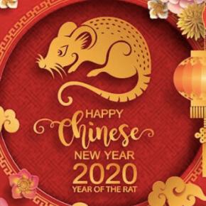 2020 – Ano do Rato no horóscopochinês