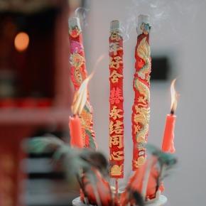 Qing Ming Festival e aPáscoa
