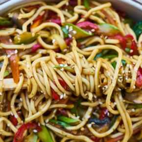 Alimentação para vegetarianos, veganos e  quem tem restrições naChina